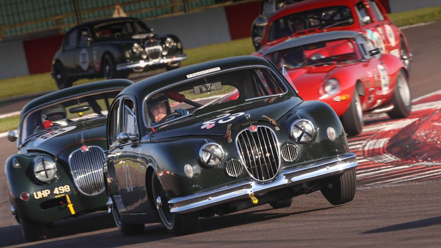 Donington Historic Festival – 3-5 May