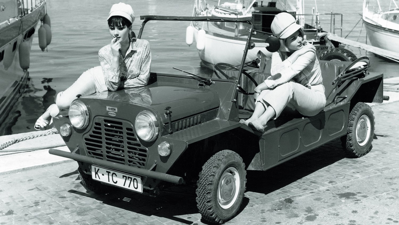 60 years of the Mini