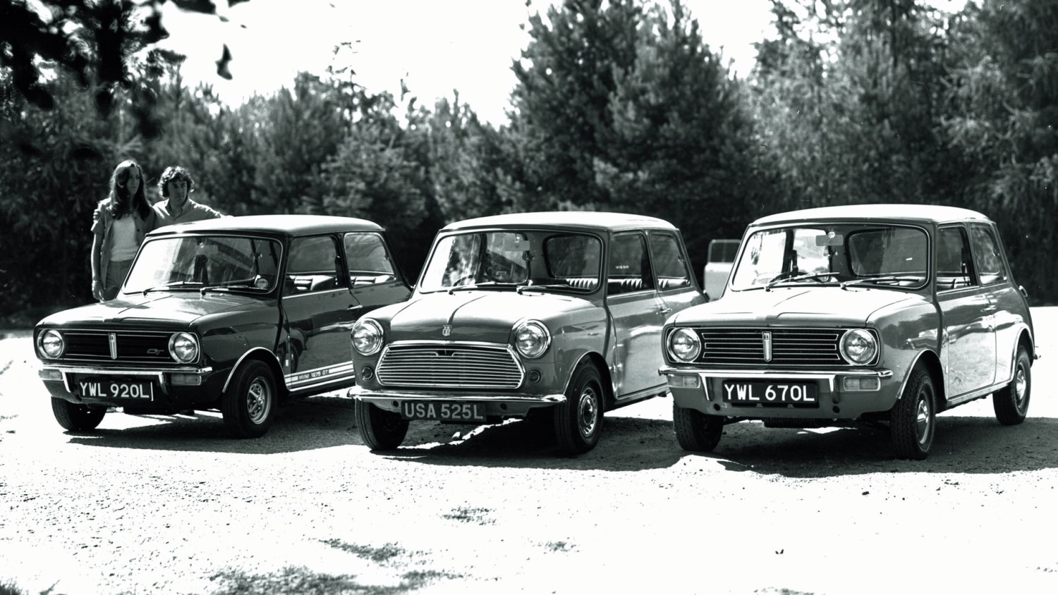 In Pictures 60 Years Of The Mini Motoring Research