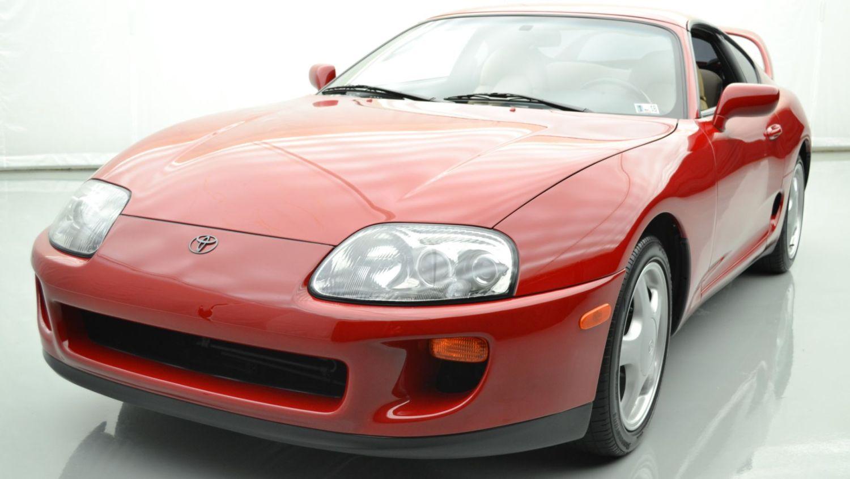 Toyota Supra 2015 Price >> A Perfect Mk4 Toyota Supra Will Now Cost You 390 000