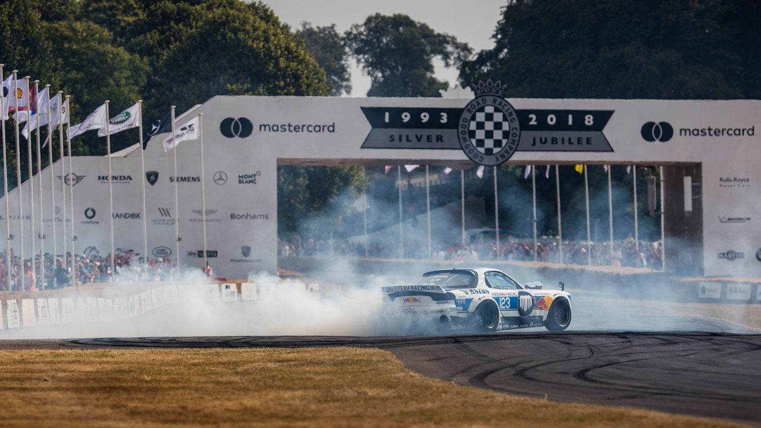 Goodwood Festival of Speed – 4-7 July