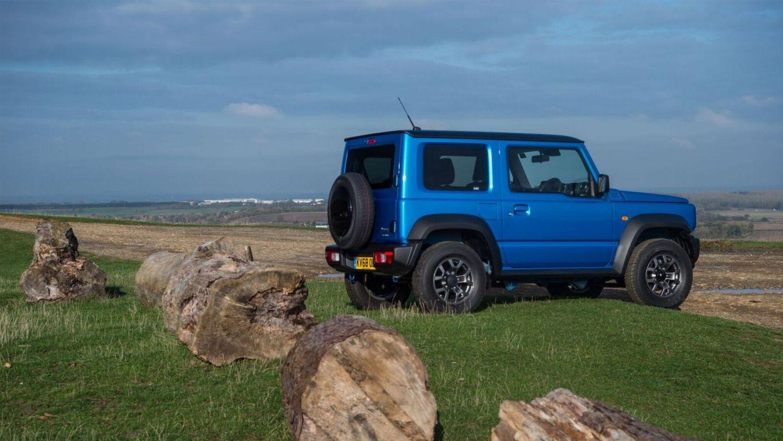 Suzuki Jimny residual value
