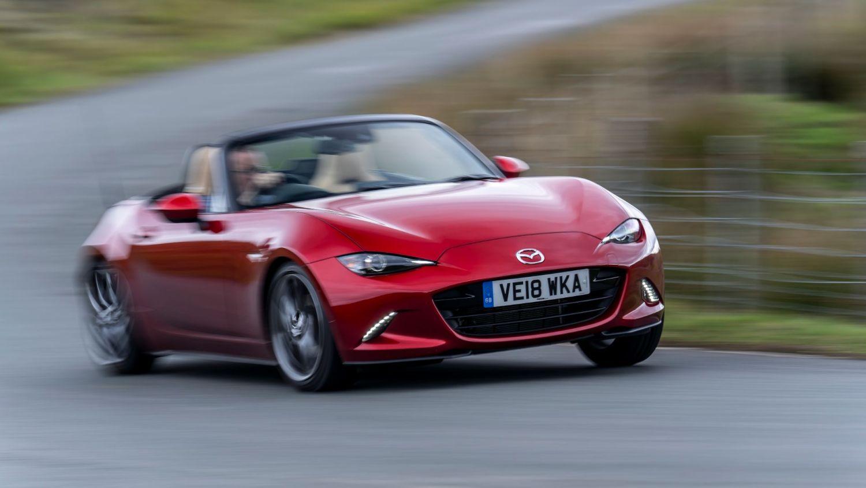 Mazda MX-5 review