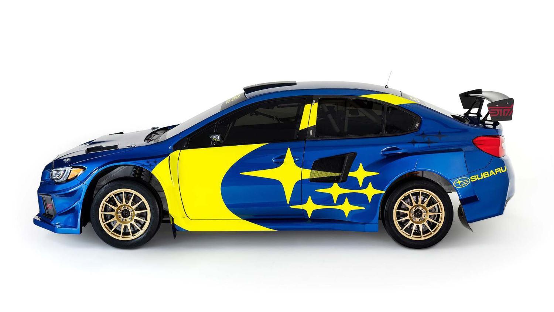 2019 Subaru Motorsports