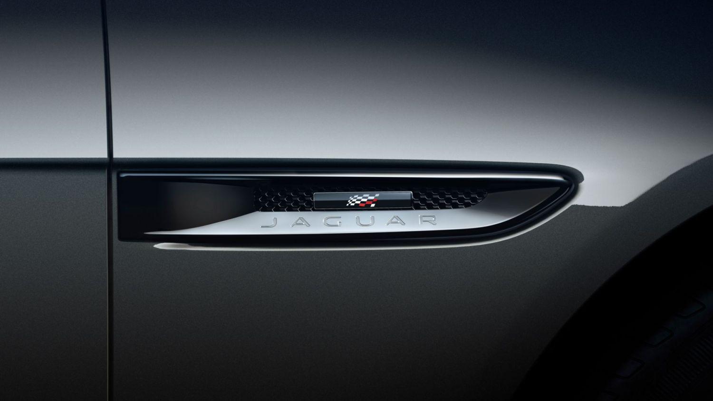 2020 Jaguar XF Chequered Flag