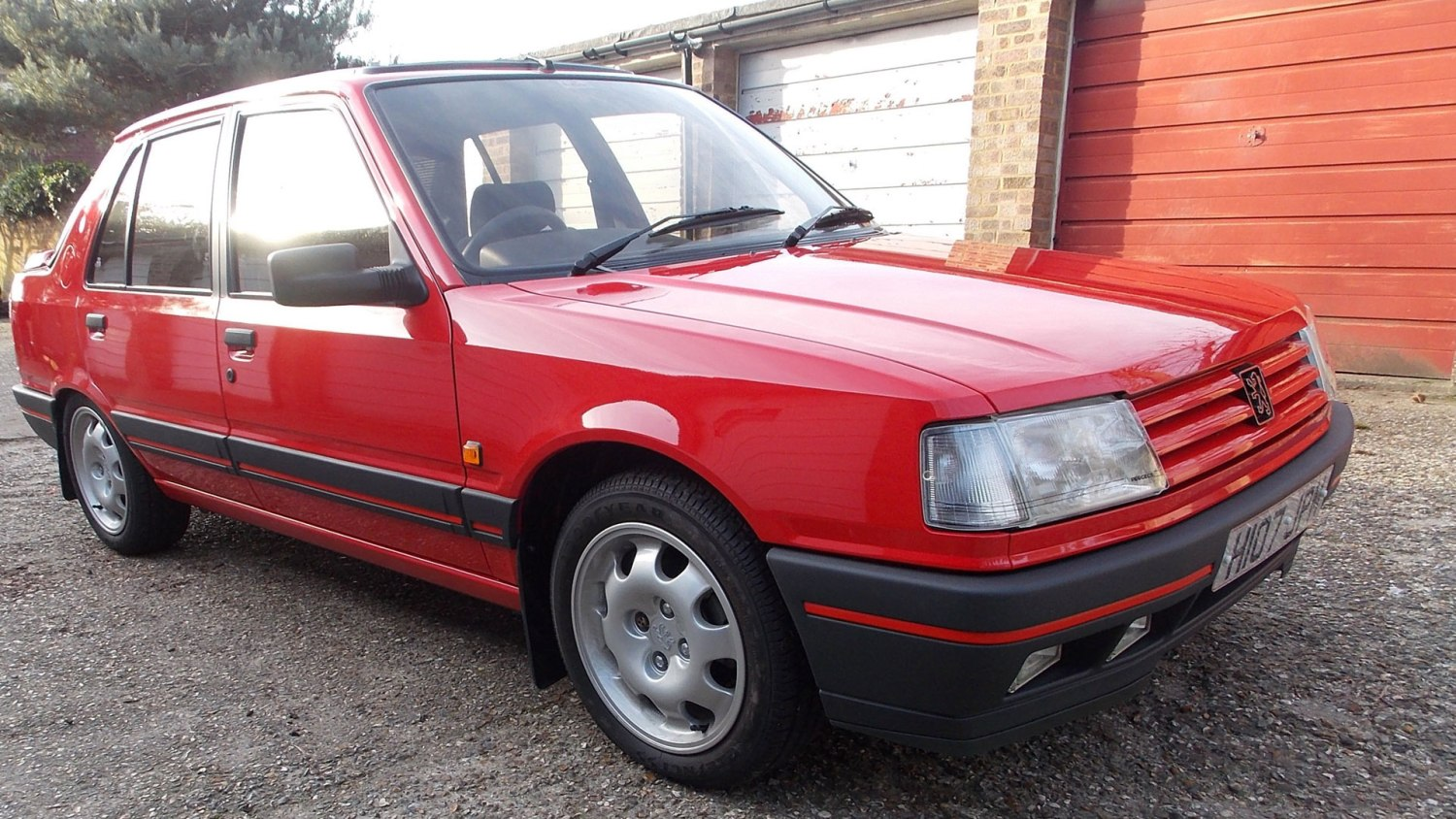 Kendte Why this Peugeot 309 GTI will smash its pre-auction estimate OZ-76