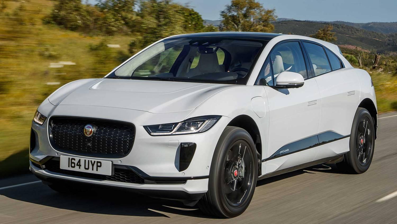 2019 Jaguar I-Pace keyless theft
