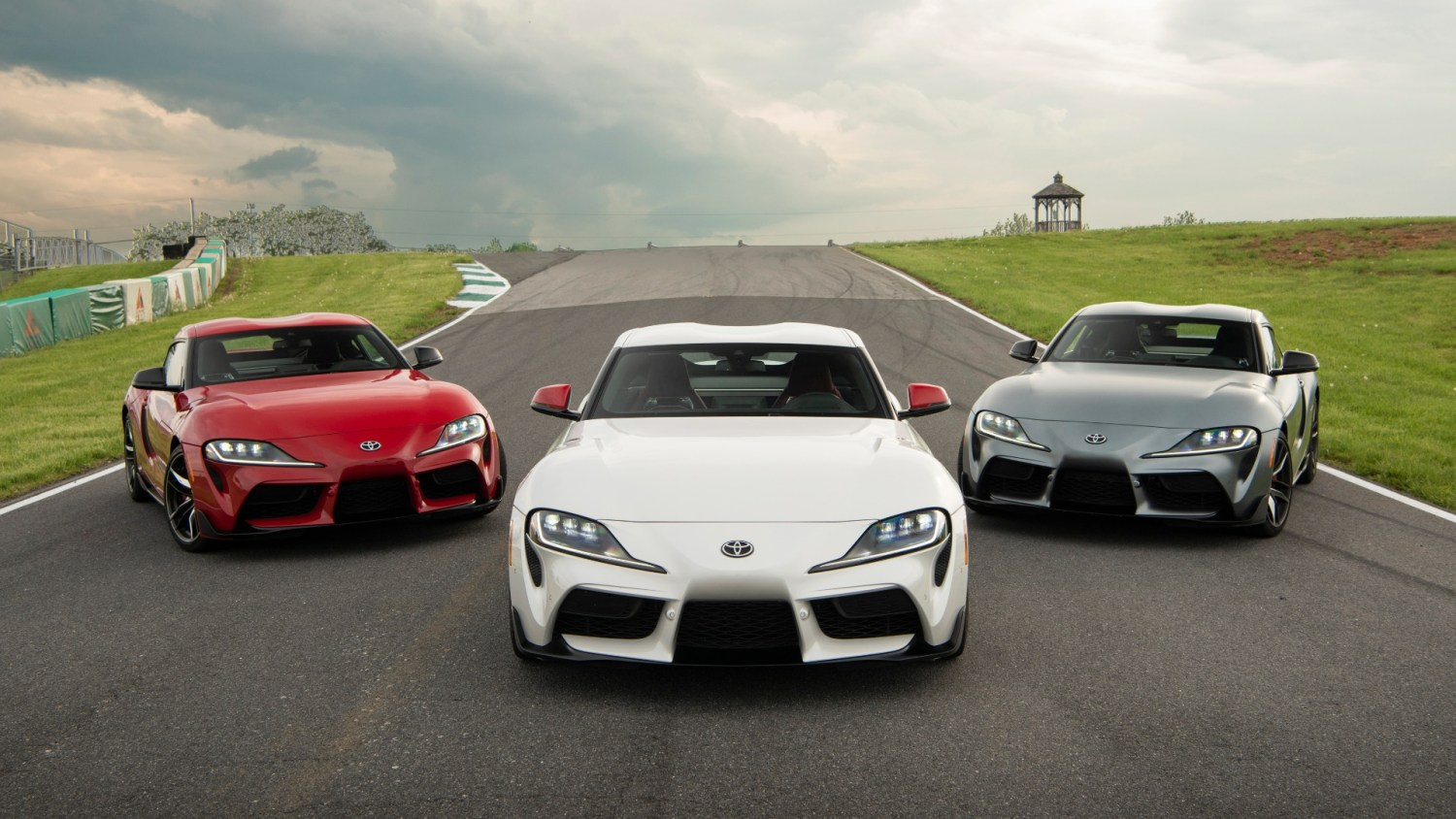 Toyota Supra GR New Year Resolution