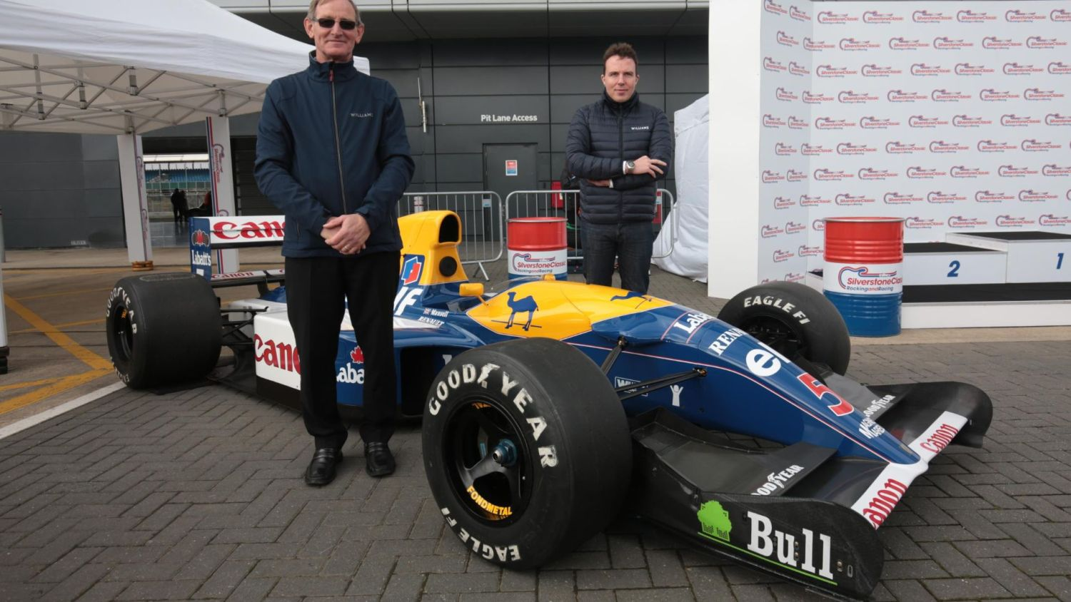 Williams F1 FW14B for sale