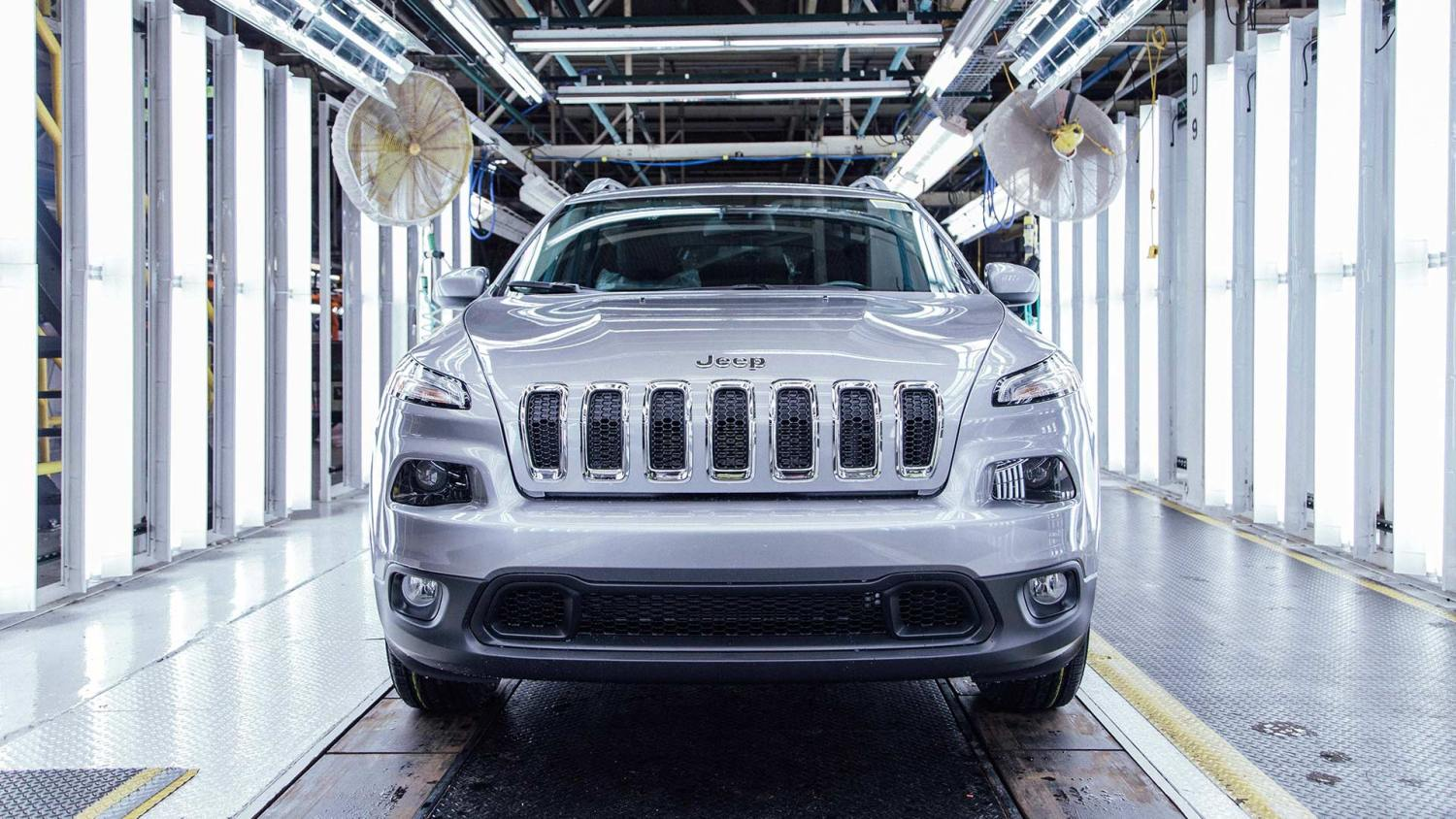 Jeep and Detroit's Electric Future