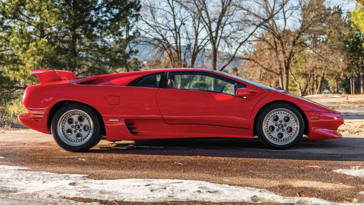 Your Chance To Buy A Lamborghini Bought New By Racing Legend
