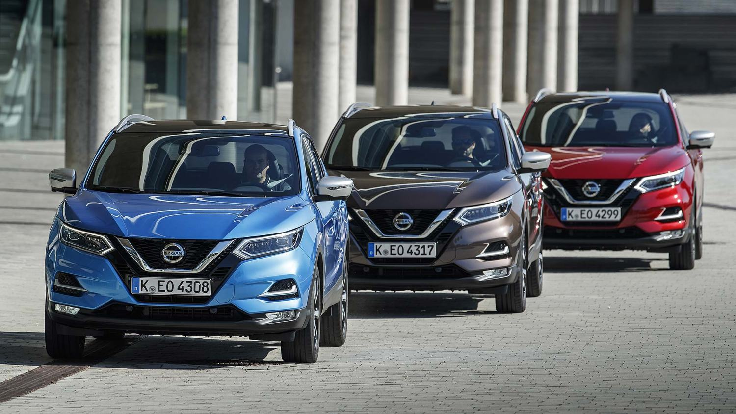 nissan qashqai moves a step closer to being a self