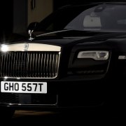 GHO 557T registration plate