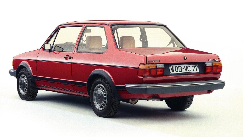 1980 Volkswagen Jetta GLI
