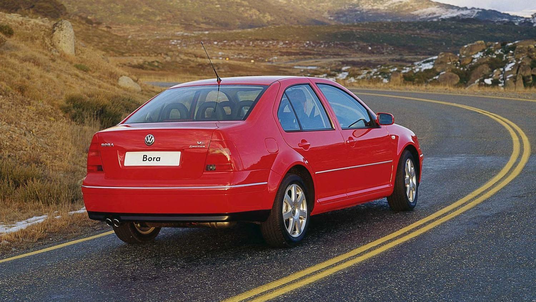 2000 Volkswagen Bora V6 4Motion