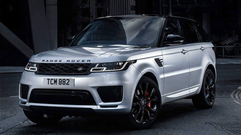 2019 Range Rover Sport HST