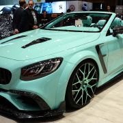 Mansory Mercedes SL