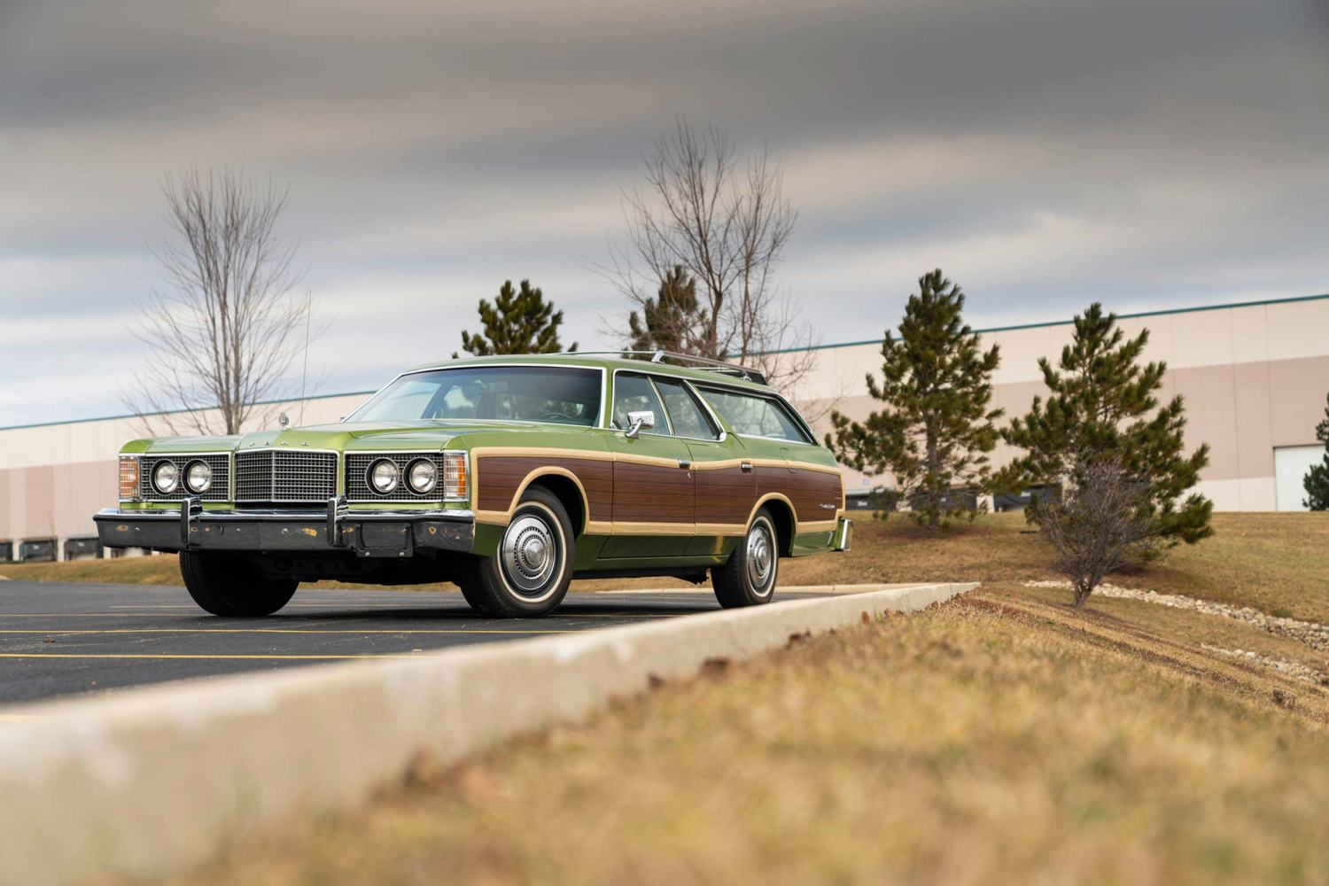 1974 Ford LTD Country Squire Station Wagon