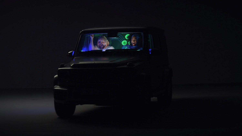 2019 Mercedes-Benz In-car Gaming Challenge