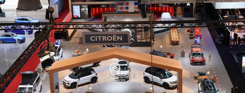 Citroen best stand Geneva 2019
