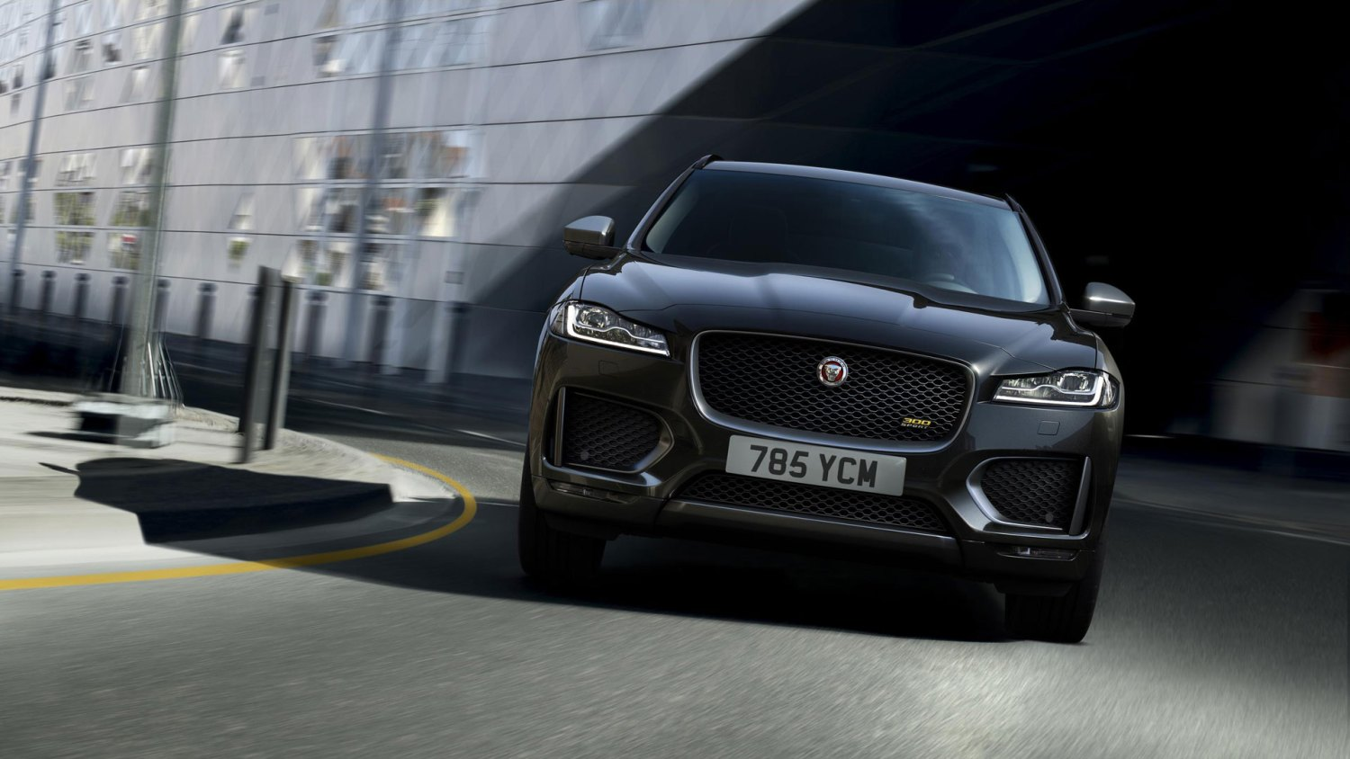 Jaguar F Pace 300 Sport And Chequered Flag Editions Revealed