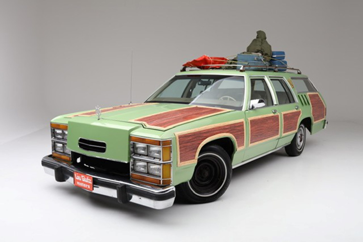 National Lampoon Wagon Queen Family Trickster Auction