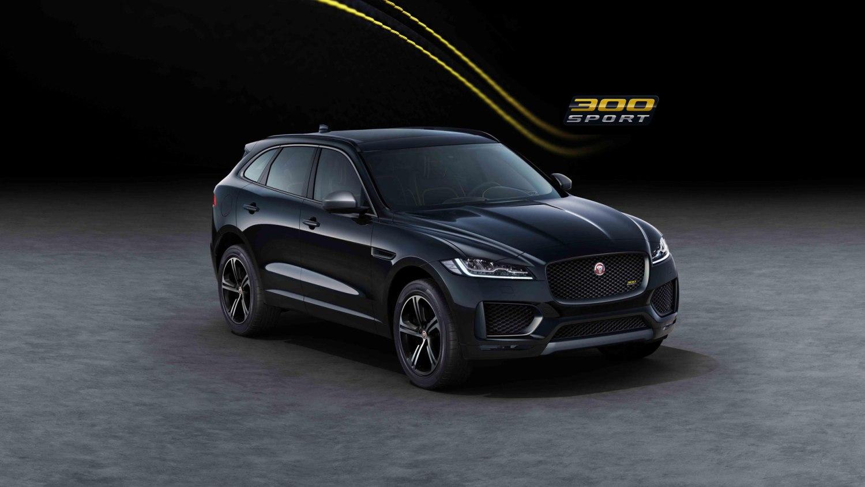 New Jaguar F-Pace 300 Sport