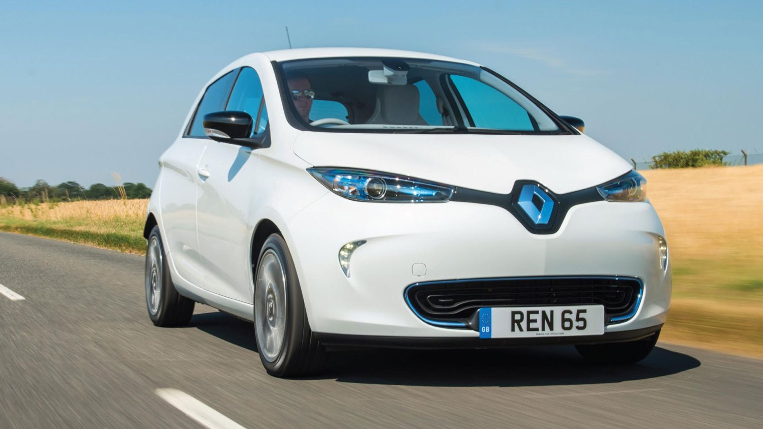 Renault Zoe used car