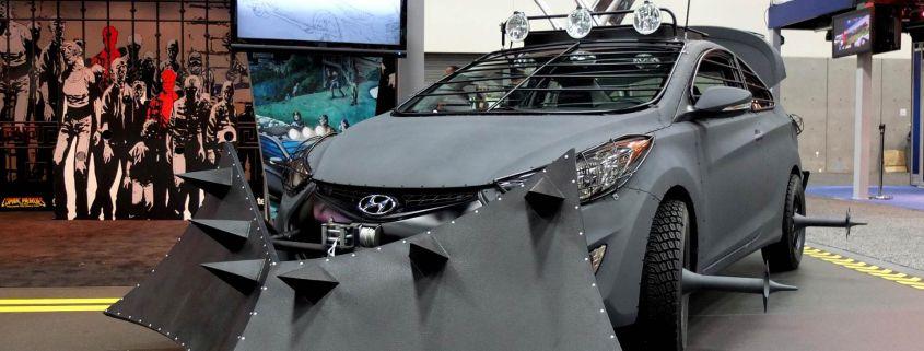 Vehicles to take on the apocalypse