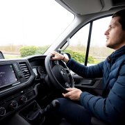 Van Drivers Risking Bad Backs