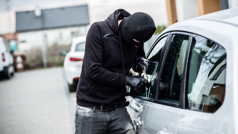 car crime uk