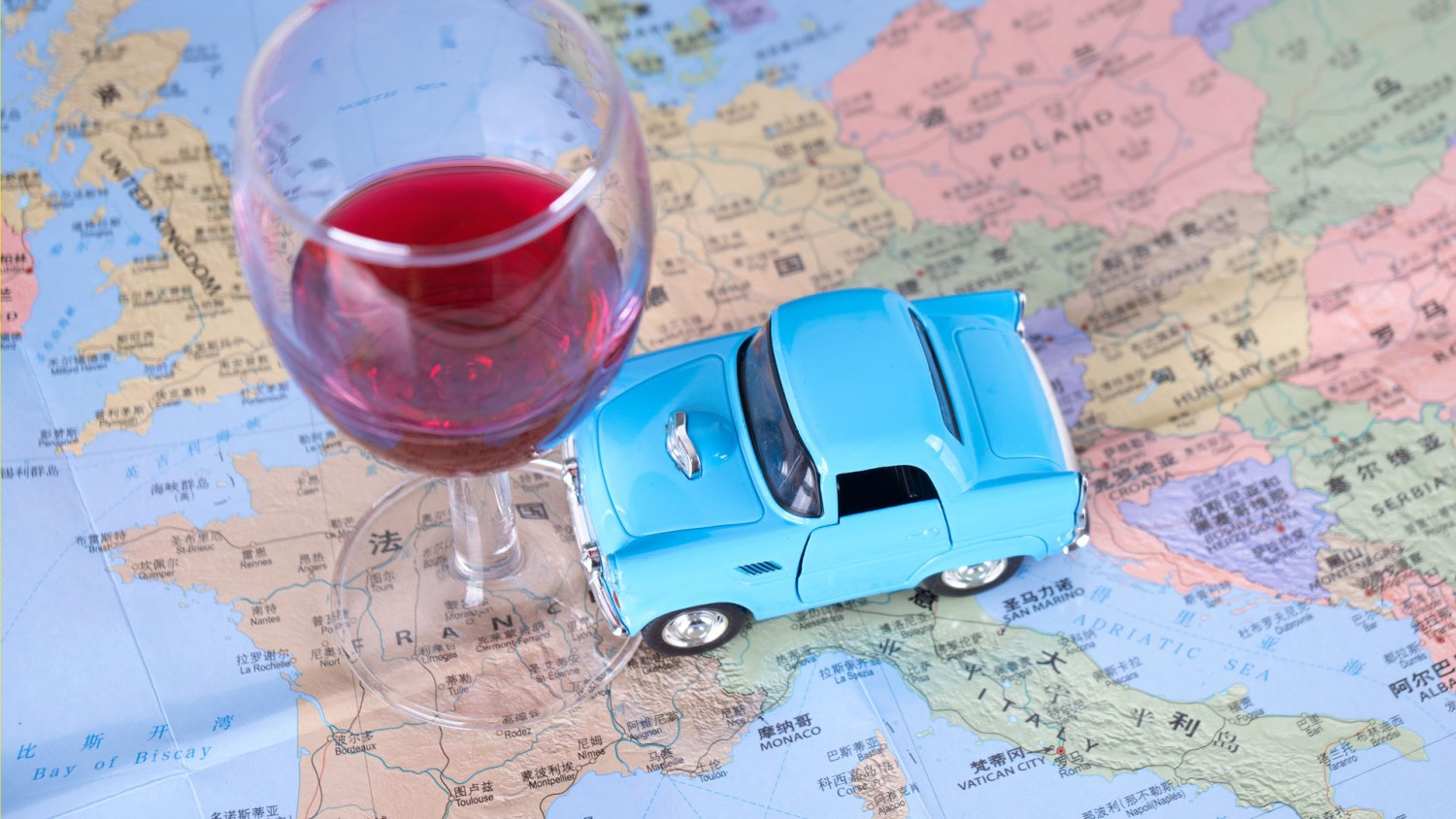 drink-driving France