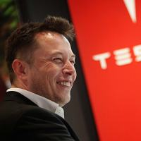 Elon Musk predicts base Tesla Model 3 will cost £33,000 in UK
