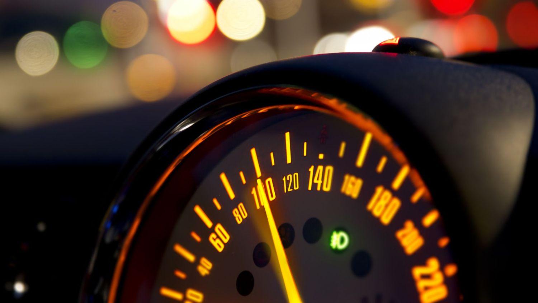 Drivers speeding
