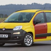 Inbetweeners Fiat Panda Hawaii