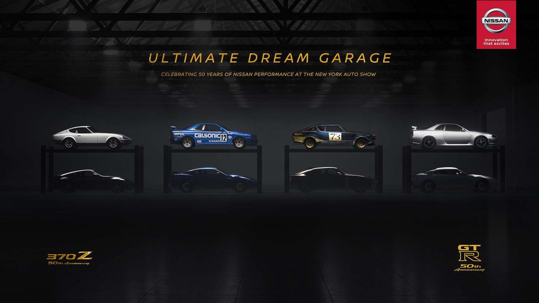 Nissan Performance icons