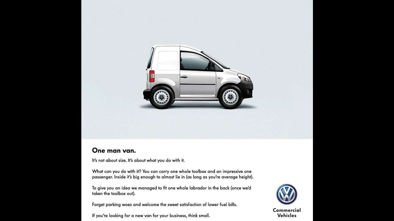 Volkswagen Caddy Maxi Mini