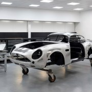DB4 GT Zagato Production