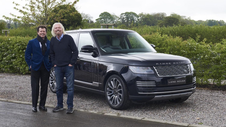 Land Rover Range Rover Astronaut Edition