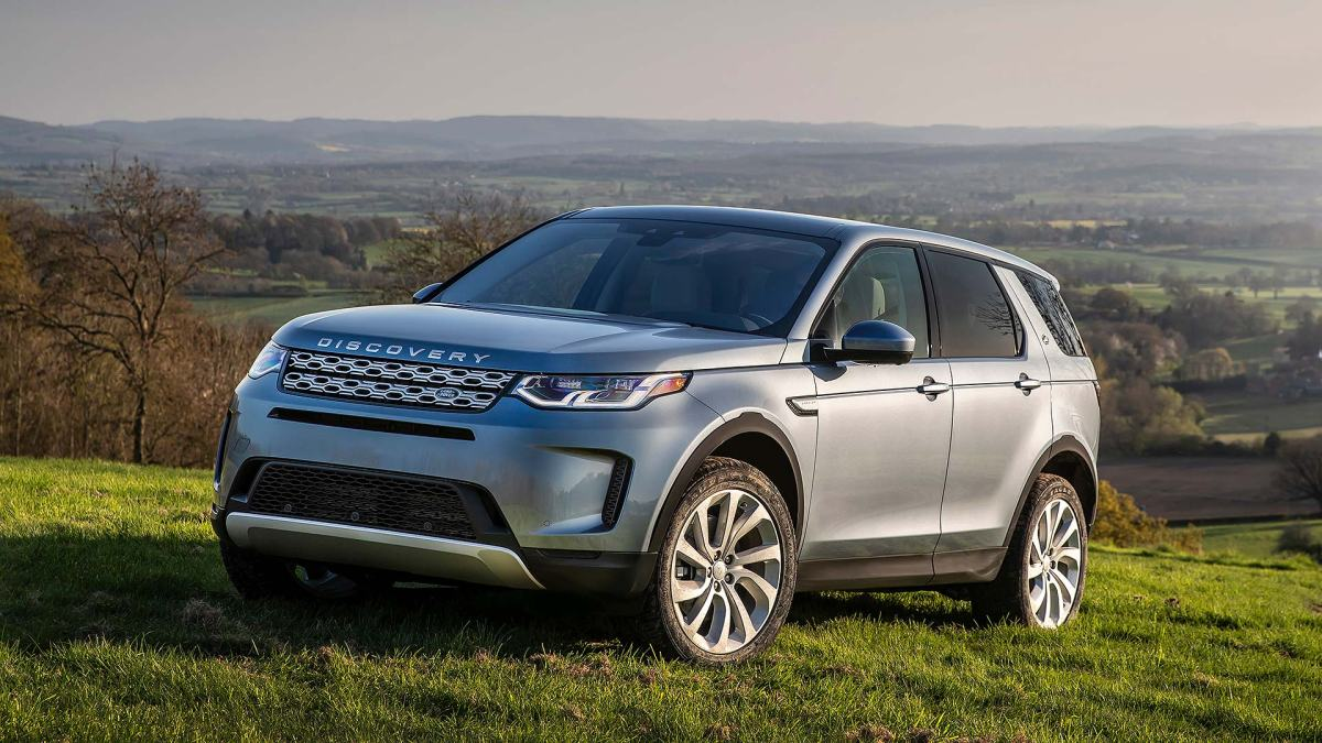 2020 Land Rover Discovery Sport revealed: Far more than a facelift