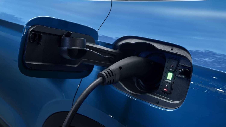 Audi Q5 plug-in hybrid socket