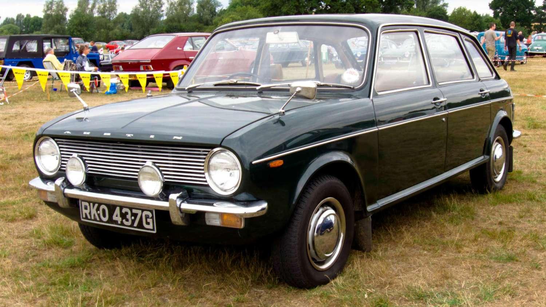 Austin Maxi early model