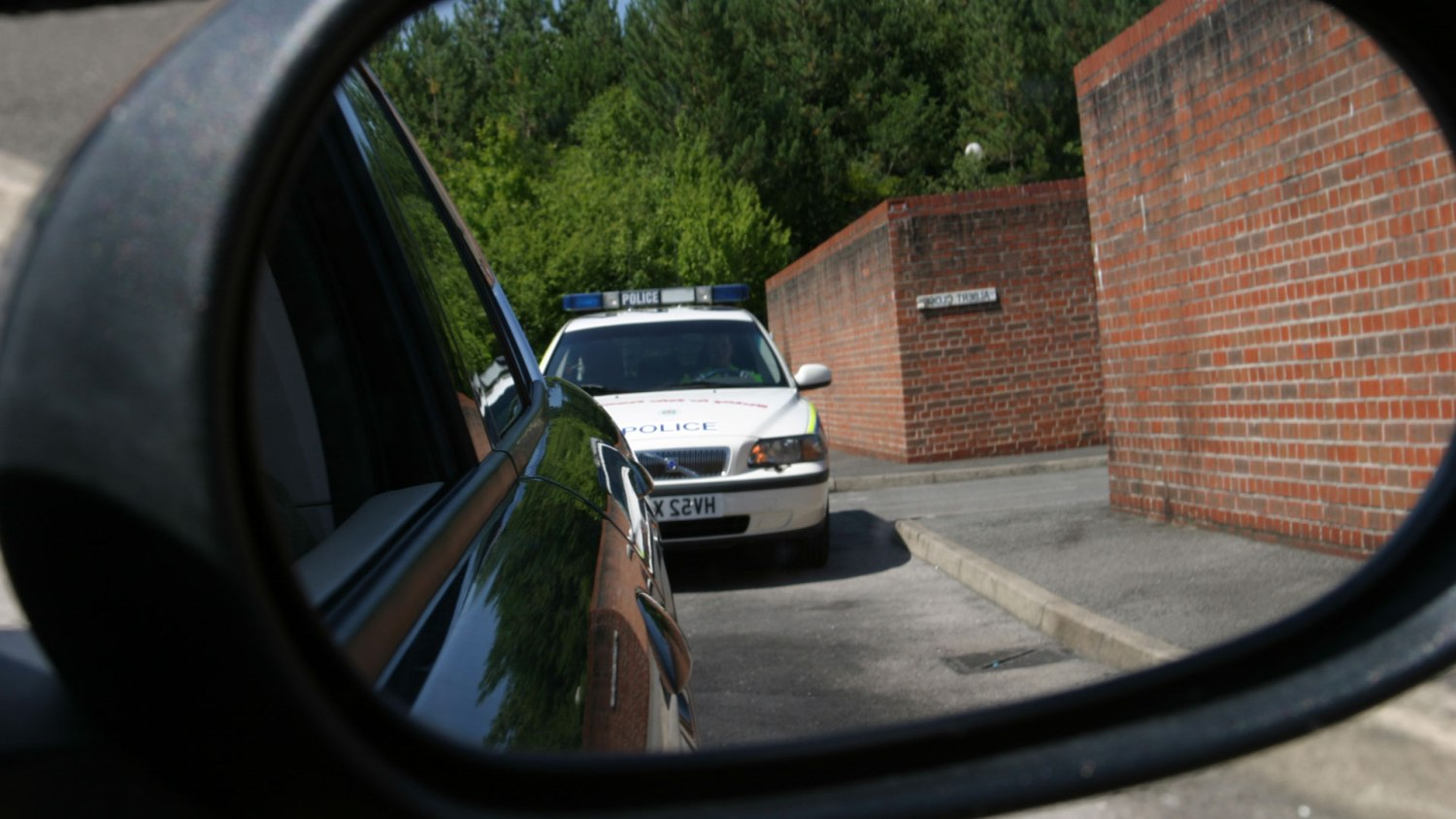 Fewer drivers caught without insurance