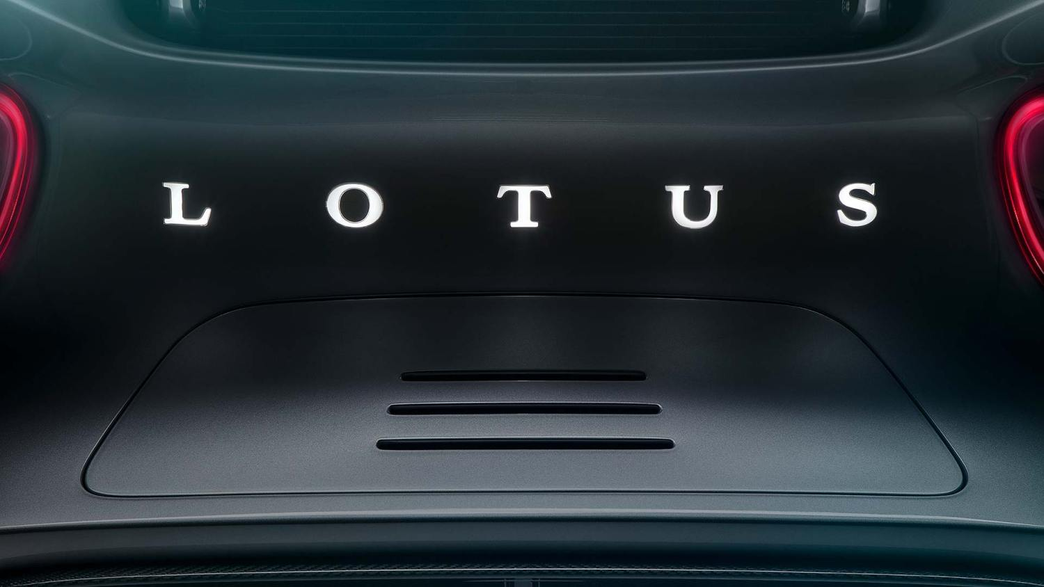 Lotus Type 130 teaser