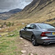 Volvo S60 at Skyfall