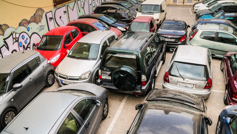 Parking peril