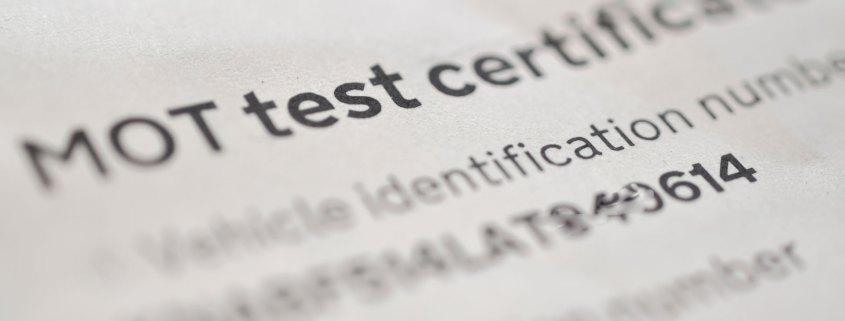 lost mot certificate