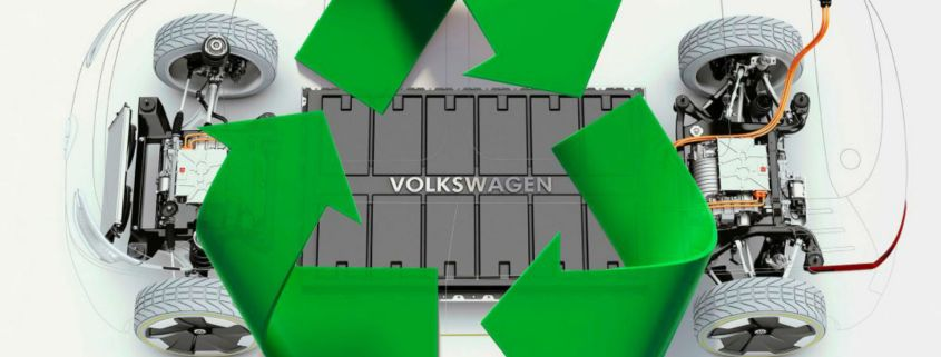 vw electric car batteries
