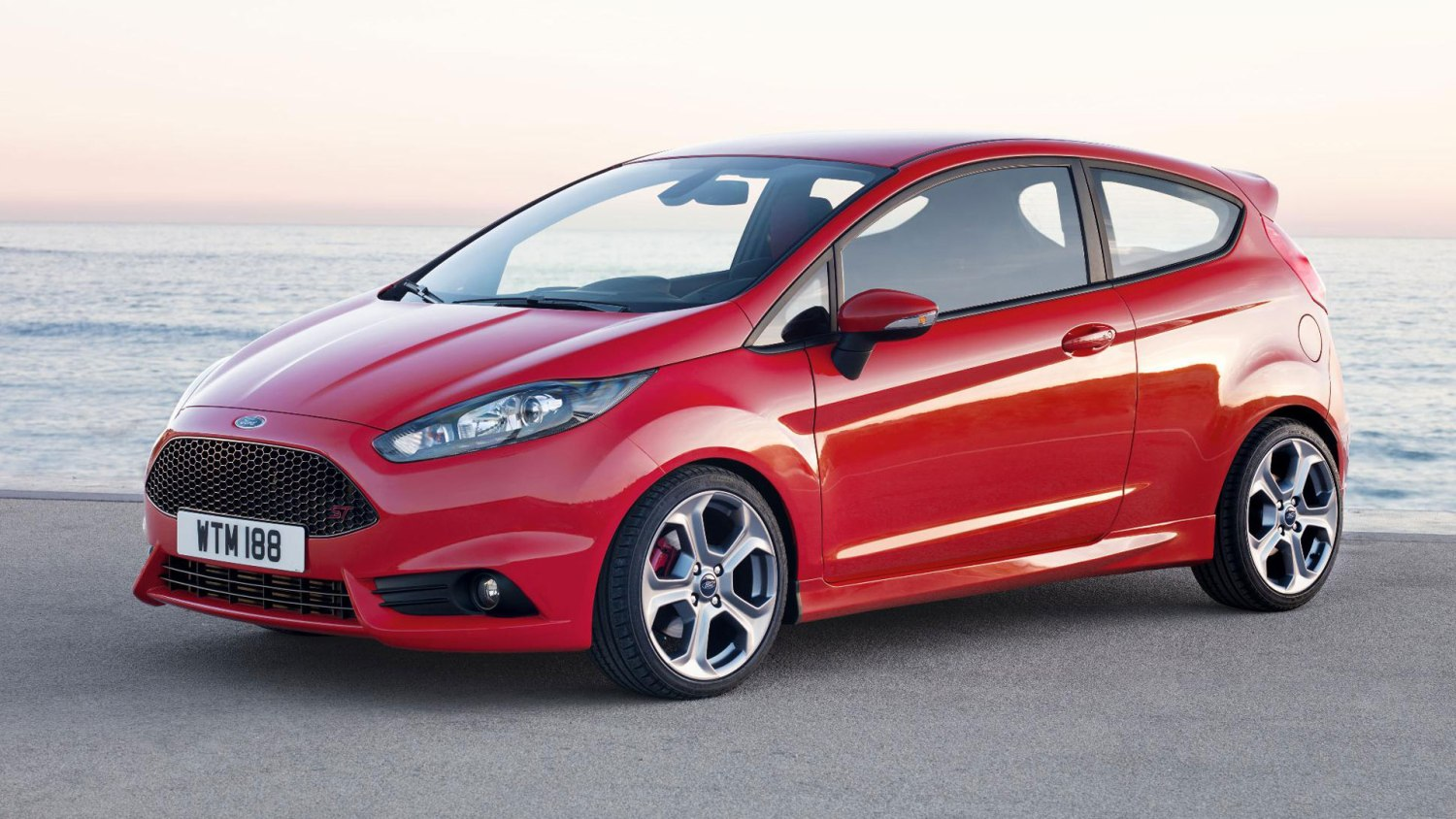 Ford Fiesta ST - greatest cars of the decade
