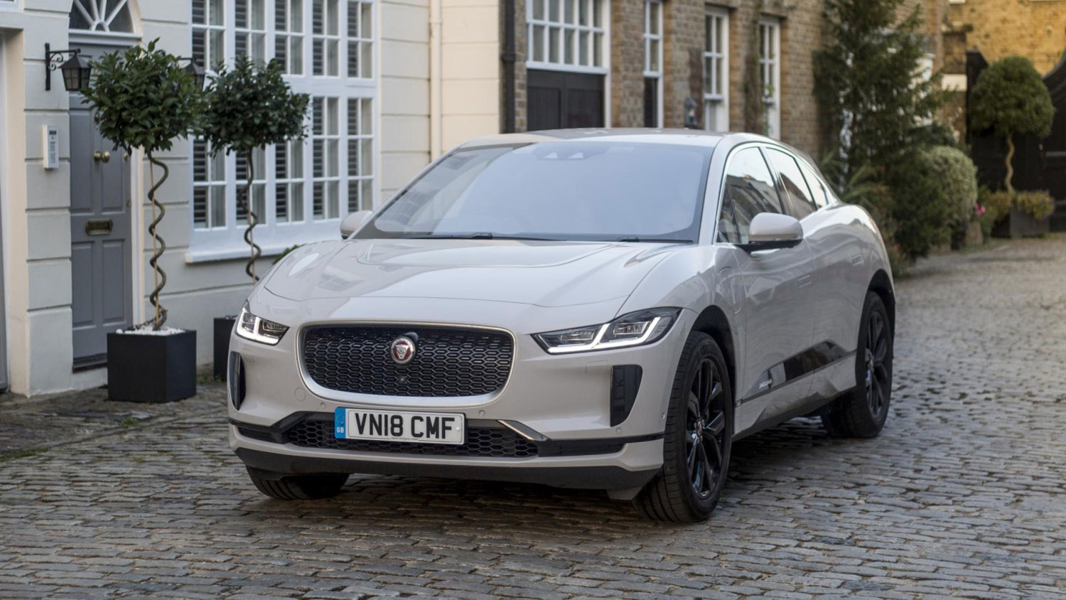Jaguar I-Pace - greatest cars of the decade